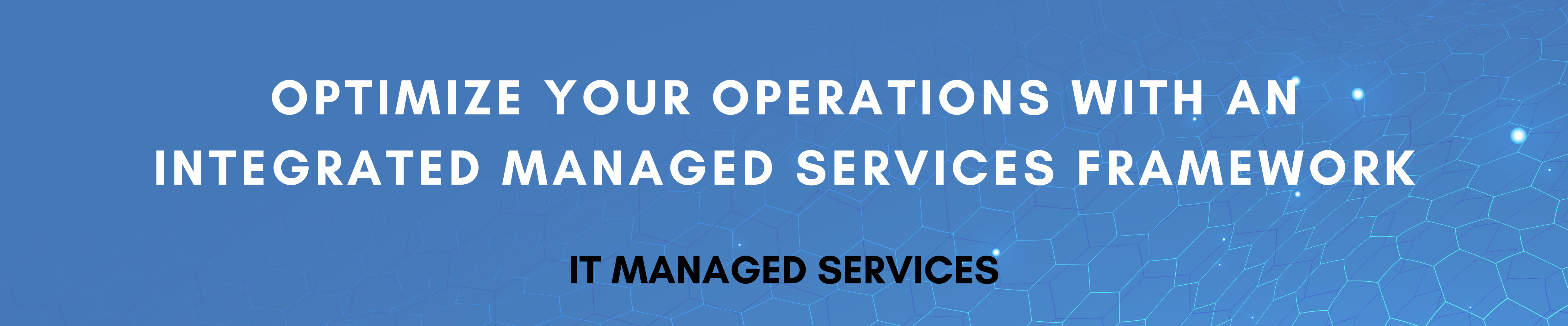 Singapore IT Managed Services