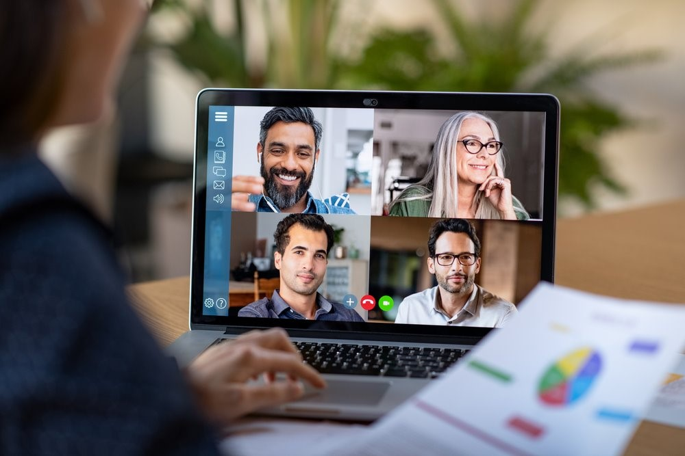 Employees with remote office access